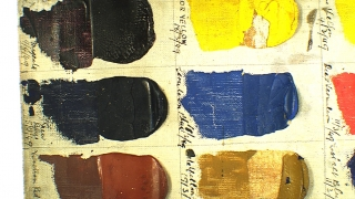 "Cleaning Modern Oil Paints - ""Scientific investigation into the water sensitivity of twentieth century oil paints"""