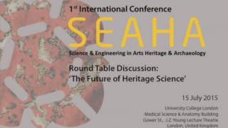 The Future of Heritage Science [video]